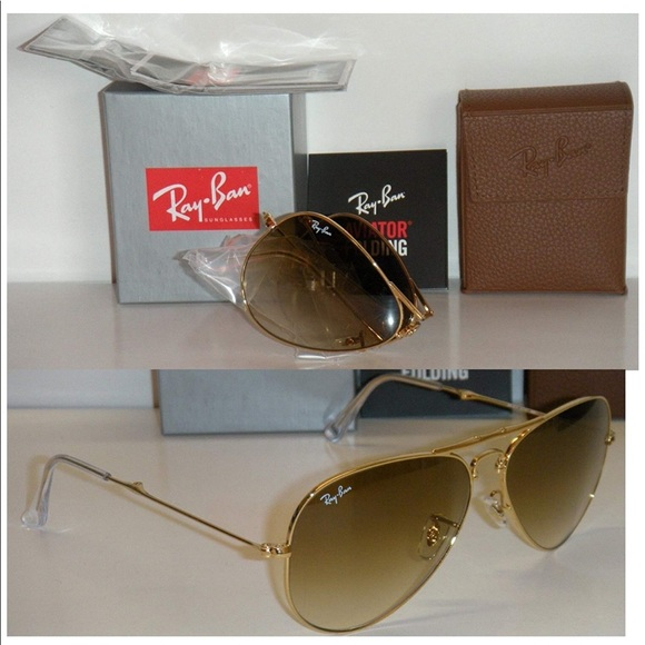 00d977e79db Ray Ban Sunglasses RB3479. Gold frame Brown lenses.  M 5b5f2e9d7c979d7ec870c076